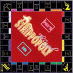 Strippopoly Monopoly Style Adult Board Game