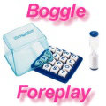 Foreplay Strip Boggle Game